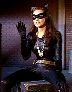 The 9 Lives of Julie 'Catwoman' Newmar
