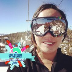 Hey Team Winter, behold your Arch-Duchess of the Lifties! Want your own official Team Winter title? Post a pic with #tahoesouth and #teamwinter for a chance to become Tahoe South royalty!