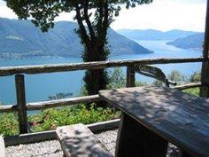 Ticino. I grotti ticinesi.