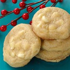 White Chip Orange Cookies Allrecipes.com, #Nestle Toll House