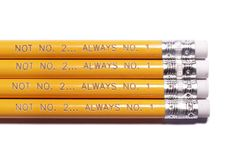 Cool Pencils for back to school: Not No. 2...Always No. 1. Love!