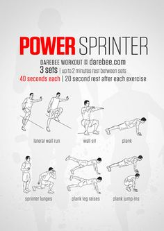 No-equipment bodyweight workout for all fitness levels. Visual guide: print & use. Volleyball Workouts, Basketball Workouts, Fun Workouts, Soccer Drills, Basketball Tips, Basketball Shoes, Calisthenics Workout, Aerobics Workout, Sprinting Workouts