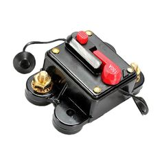 150A AMP Circuit Breaker Car Marine Stereo Audio Inline Replace Fuse 12V-24V