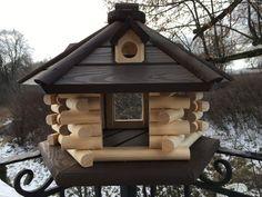 XL Vogelhaus Vogelhäuschen Garten Herbst Gartendeko Top-Qualität KSBO:C:N