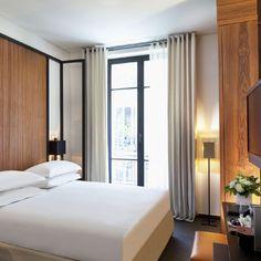 Hôtels Paris : Radisson Blu Le Metropolitan Hôtel