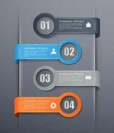 Trend of digital edge infographic vector Fashion Infographic, Creative Infographic, Free Infographic, Web Design, Graph Design, Chart Design, Infographic Template Powerpoint, Powerpoint Design Templates, Presentation Templates