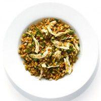 Barley and Kale Salad with Golden Beets and Feta - Bon Appétit