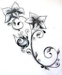 flower tattoo - Google-søk