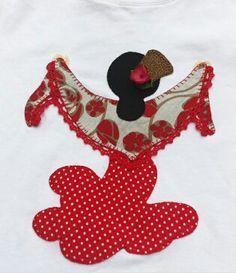 Resultado de imagen de patchwork camisetas gitanas