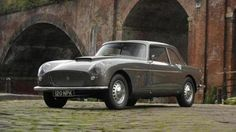 1959 Bristol 406 Zagato - it´s rare.
