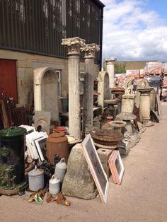 Garden antiques UK