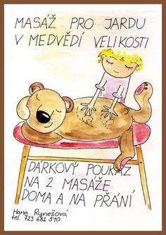 poukaz na masáž pro Jardu Winnie The Pooh, Disney Characters, Fictional Characters, Winnie The Pooh Ears, Pooh Bear, Fantasy Characters