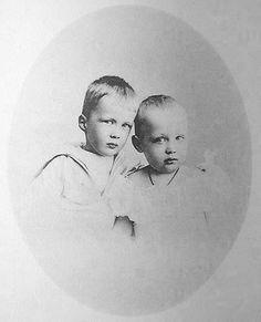 Oleg and Igor