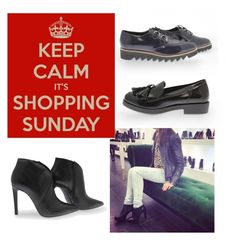 """""""Sunday chic & trendy shopping @osmose_shoes Paris"""" by osmose on Polyvore featuring mode"""