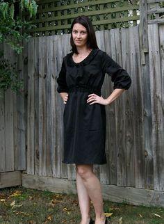 little black Brynna Dress