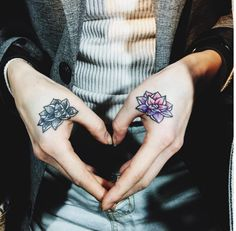 small lotus tattoo #Ink #Youqueen #girly #tattoos #lotus @youqueen