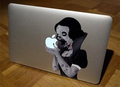 15 Cool Stickers for your MacBook.