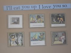 Frame books for baby nursery | love this book the pictures are so cool i ve always