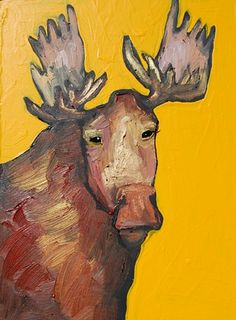 Eli Halpin: Tiny Moose in Tangerine