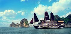 Paloma Cruise #Halongbay , #Vietnam