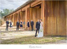 wedding echuca Moama - Caroline Duncan Photography under the bridge