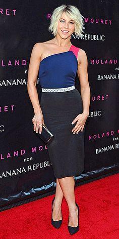 Julianne Hough, Roland Mouret for Banana Republic, Roland Mouret for Banana Republic NYC Launch