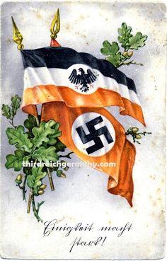 Third Reich Propaganda NAZI Germany