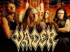 Vader - Death Metal Band from Poland Death Metal, Metal Bands, Poland, Core, Punk, Music, Musica, Metal Music Bands, Musik