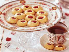 DIA Tvarohové pečivo s marmeládou