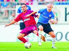 Zeitung WESTFALEN-BLATT: Arminia Bielefeld - OWL-Rivalen streiten um den Turniersieg