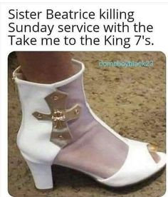 The Tabernacle, My King, Booty, Ankle, Funny, Shoes, Fashion, Swag, Zapatos