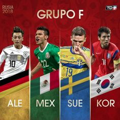 653f5aab FIFA World Cup Group F World Cup 2018 Groups, Soccer World Cup 2018, Fifa