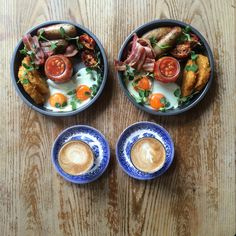 Symmetry Breakfast's top five places for breakfast in London