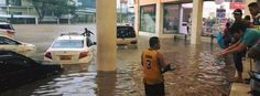 Severe flooding hits Philippines, at least 7 dead