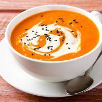 Crockpot Pumpkin Cream Soup