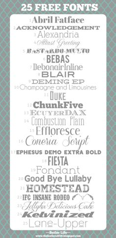 Keeping your #fonts and #business images interesting and creative attracts more attention www.socialmediamamma.com