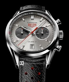Carrera Heuer mens watch - stunning