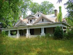 Elija Mims House, c.1910, Clanton, Alabama | Flickr - Photo Sharing!
