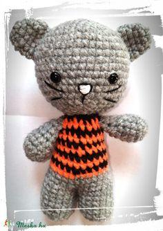 Meska - Minicicó Galagonyatanya kézművestől Hello Kitty, Teddy Bear, Toys, Animals, Fictional Characters, Activity Toys, Animales, Animaux, Toy