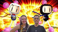 NUVEM PERSEGUIDORA E SIRENE MALUCA - Bomberman 4 Parte 10