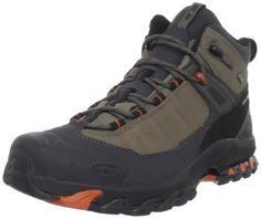 Salomon Men's 3D Fastpacker Mid GTX Hiking Boot