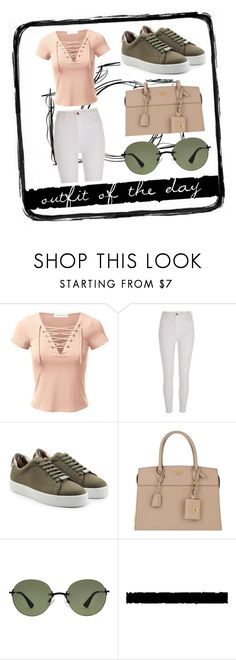 """""""outfit of the day #35"""" by whyfashionblog on Polyvore featuring moda, River Island, Burberry, Prada, Le Specs e Tim Holtz"""