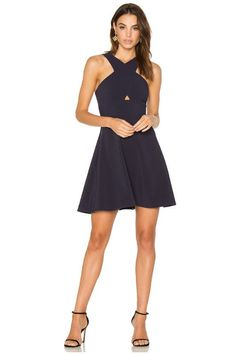 aadcda4a8d65 Likely Navy Kensington Dress Friend Outfits
