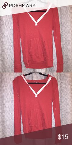 Eddie Bauer Sweater Eddie Bauer Sweater. The sweater is a large but fits like a small/medium! Eddie Bauer Sweaters V-Necks