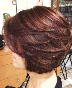 Layered Style Bob Haircuts You Will Love | Bob Hairstyles 2015 - Short Hairstyles for Women