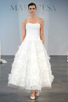 Wedding Dress Marchesa 2015 :)  #weddingdress #wedding #brides #marchesa #bridal