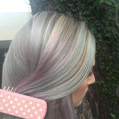 Opal Hair is the Hair Colour You've Always Dreamed Of | slice.ca