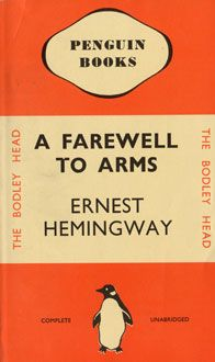 Essay on The Original Ten Penguin books. Join in and celebrate Penguin Books anniversary. Penguin Books, Penguin Logo, Great Books, My Books, A Farewell To Arms, Vintage Penguin, Chapter 55, Famous Logos, Penguin Classics