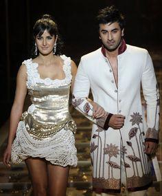 Ranbir Kapoor and Katrina Kaif #PhotoShoot #Bollywood #Fashion #Style #Yes #RanbirKapoor #KatrinaKaif