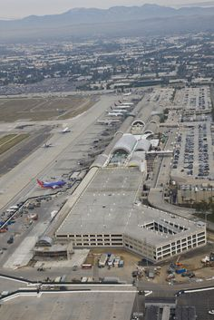John Wayne Airport, Orange County California. Living in Irvine and instructing with Orange County Flight Center